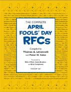 The Complete April Fools Day RFCs