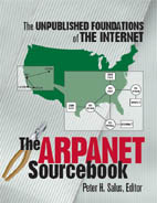 The ARPANET Sourcebook